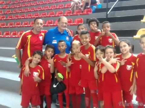 af862fffde Corinthians futsal e Fênix Soccer futsal .a visita - YouTube