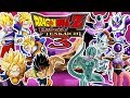 Dragon Ball Z Budokai Tenkaichi 3 Familia Goku VS Familia De Freezer mp3