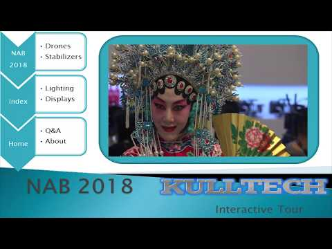 Kull Tech Films - NAB 2018 Interactive 4K UHD