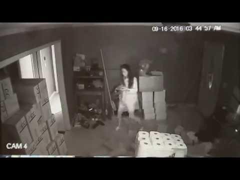 woman shoots burglar. asian house wife kills burglar. mother shots home invader.