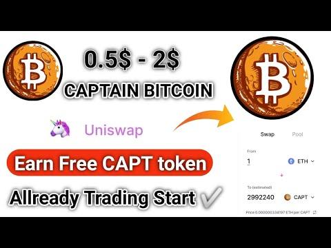 earn-captain-bitcoin-token-capt!-daily-earning-platform!-listed-on-uniswap