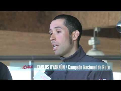 Vuelta Chile Report: Ultima semana del Giro