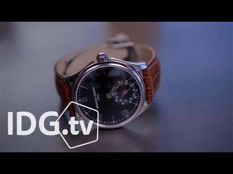 Frederique Constant Smartwatch Review