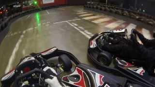 TeamSport Karting, Edmonton. 14.03.2014