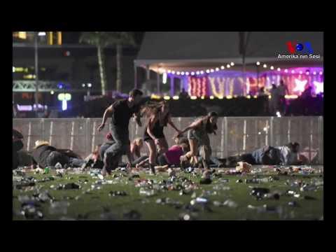 Las Vegas Saldırısında Ölü Sayısı Artıyor