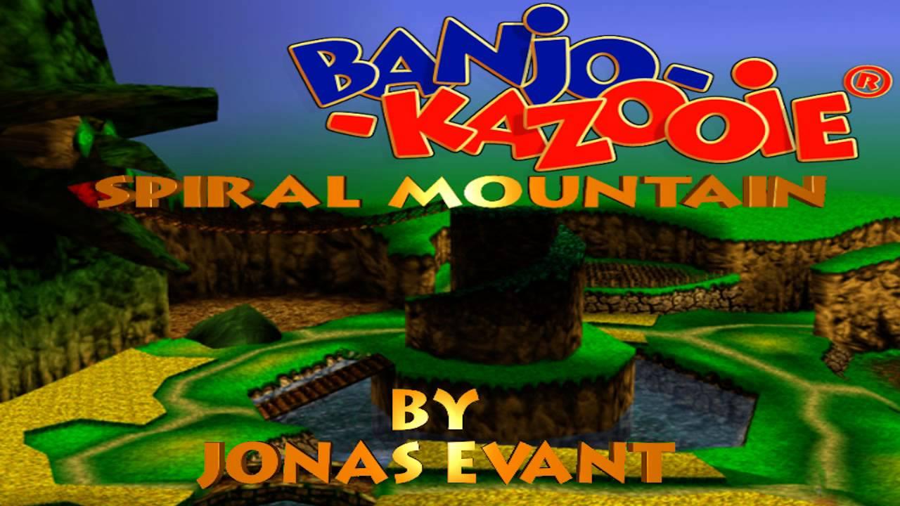 Banjo-Kazooie - Spiral Mountain on Guitar u0026 Ocarina - YouTube