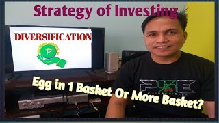 DIVERSIFY YOUR INVESTMENT- investing strategy