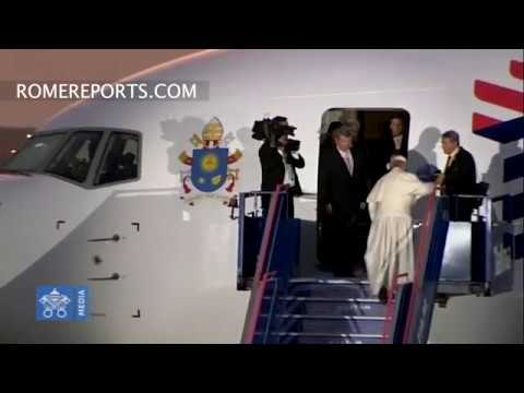 Pope Francis will travel to Latvia, Estonia and Lithuania