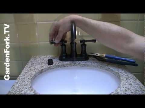 Install a Bath Sink and Vanity - GardenFork
