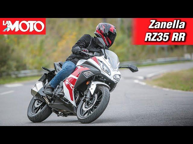 Así es: Zanella RZ35 RR