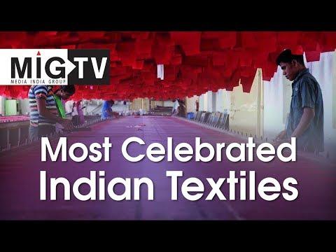 Famous Indian Textiles