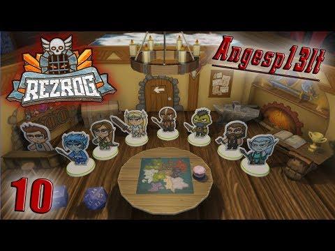 Klassisches RPG-BRETTSPIEL digitalisiert?!  ► Rezrog ◄ Angesp13lt (German)