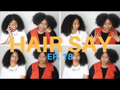 Hair Say   Episode 18: This is America, The Met Gala & more   CURLTUREUK