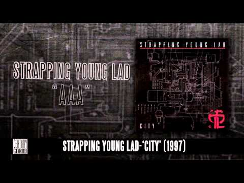 STRAPPING YOUNG LAD - AAA (Album Track)