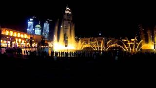 Dubai Dancing Fountain - Enrique Iglesias - Hero