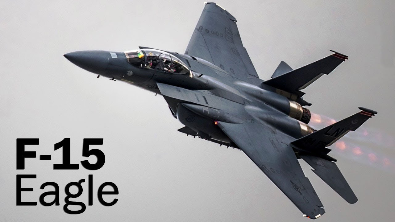 Download F-15 Eagle - американская хищная птица