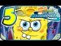SpongeBob Atlantis SquarePantis Walkthrough Part 5 (PS2, Wii) ☼ Level 5 ☼