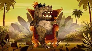 StoryBots | Dinosaur Songs For Kids | Learning Songs For Kids | Netflix Jr