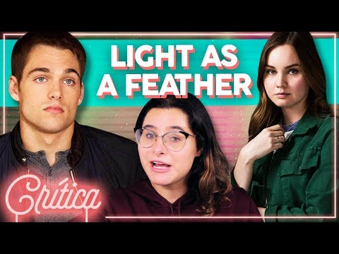 SÉRIE TIPO PRETTY LITTLE LIARS com DYLAN SPRAYBERRY! Light as a Feather   Alice Aquino