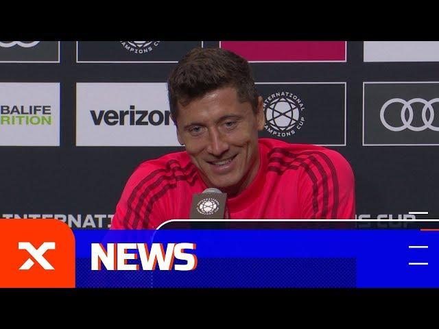Robert Lewandowski kritisiert Transferpolitik: Brauchen mehr Spieler! | FC Bayern München | SPOX