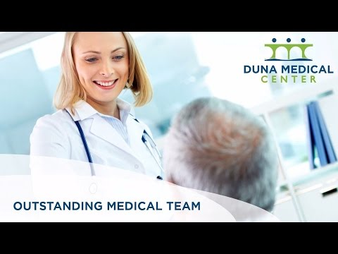 Introducing Duna Medical Center - Hungary