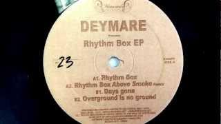 Deymare - A2. Rhythm Box (Above Smoke Remix) - Minuendo 23#200