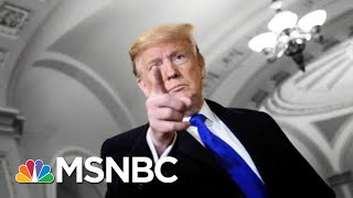 President Donald Trump Again Embraces Full Repeal Of Obamacare Ahead Of 2020   The 11th Hour   MSNBC