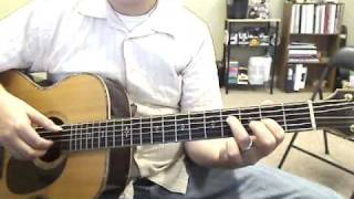 Intro to Chris Isaak Wicked Games guitar Lesson