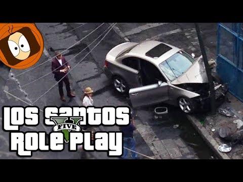 GTAV RP | JE CASSE LA VOITURE D'UN FLIC ! (GTA 5)