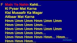 pardesi-pardesi-udit-narayan-alka-yagnik-sapna-awasthi-hindi-full-karaoke-with-lyrics