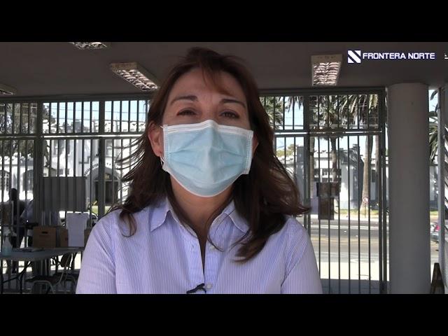 Seremi de Salud entrega recomendaciones para la nueva cuarentena en Arica