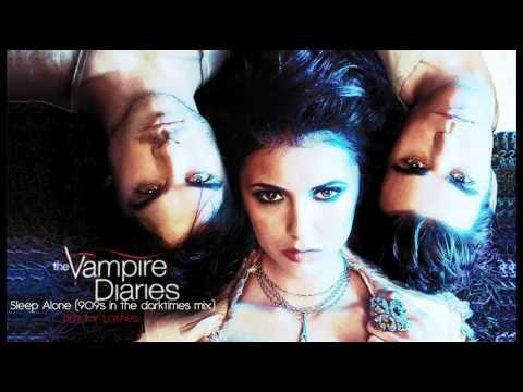 Sleep Alone [909s In the Darktimes Mix] - Bat for Lashes (The Vampire Diaries Soundtrack)