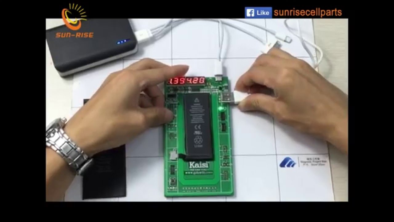 apple battery activation circuit board help you easy to repair phone [ 1280 x 720 Pixel ]