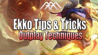 Ekko Tips & Tricks - Outplay Techniques - League of Legends