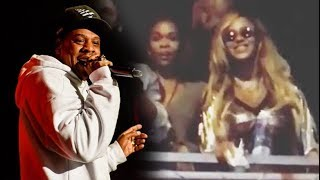 Video Jay-Z singing Happy Birthday to Beyonce (Made In America) 2017 download MP3, 3GP, MP4, WEBM, AVI, FLV November 2018