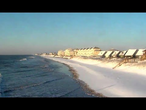 Snow on Carolina Beaches, Record Cold on Tap N.E & Bombogenesis Update (503)