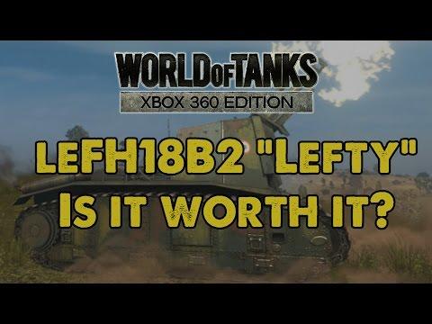 105 leFH18B2 Premium Artillery - Is it worth it? WoT Xbox