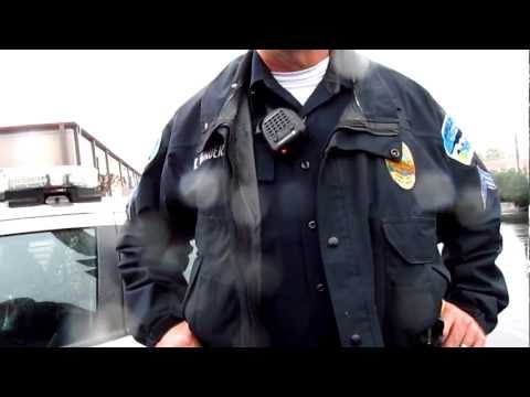 Grants Pass Oregon Police, Open Carry AR-15