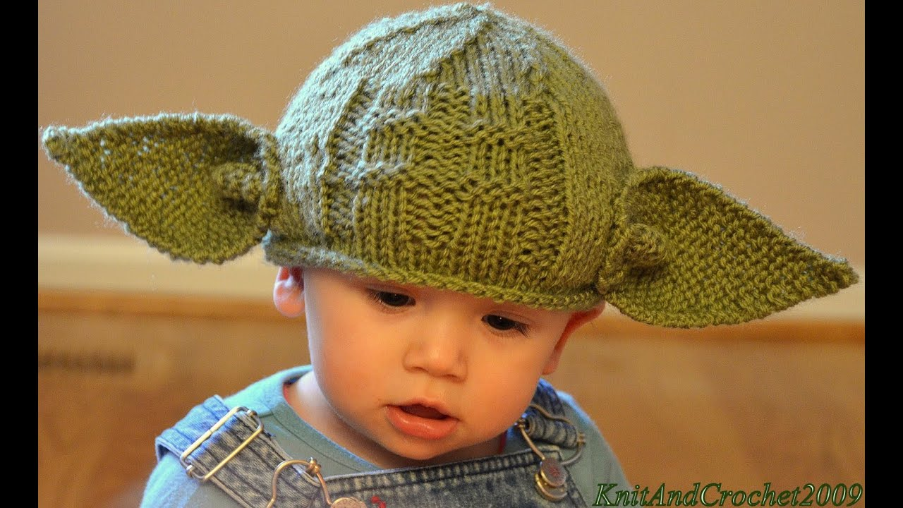 Amazon baby yoda hat knitted baby hats amazon review youtube dt1010fo