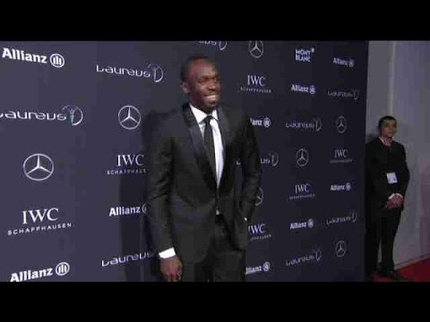 Bolt y Biles, Deportistas del Año en una Gala que premió a Phelps y a Rosberg