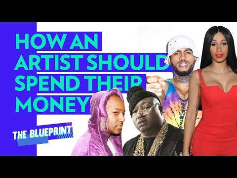 Dave East, Cardi B, E-40, Cam'ron & How An Artist Should Spend Their Money