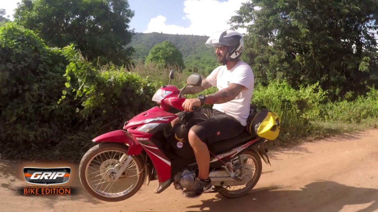 Auf dem Moped durch den Dschungel // GRIP – BIKE-EDITION