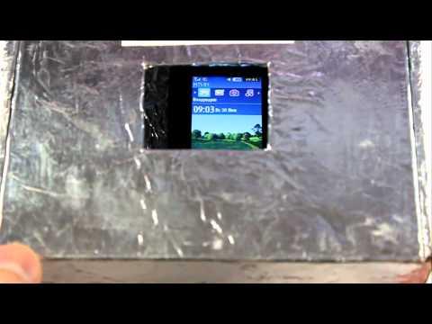 Samsung B2710 Xcover. Тест на качество связи