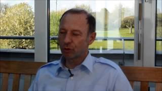 Der AFD Landtagsabgeordnete Dr. Rainer Balzer stellt sich vor