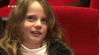 Amira Willighagen - Long Interview - 2013 - Dutch TV - NOS Jeugdjournaal