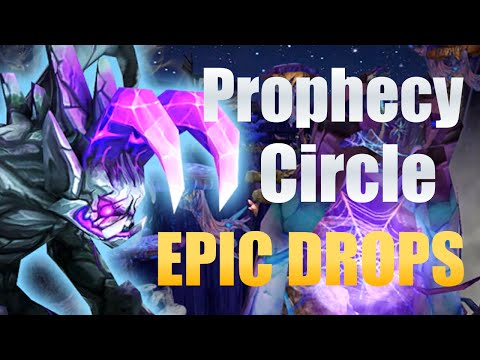 Order & Chaos: The Prophecy Circle Epic Drops [PCN] #1
