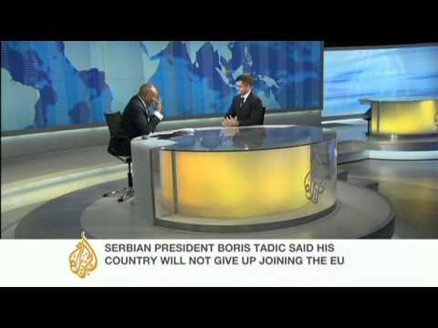 Serbia's foreign minister speaks to Al Jazeera