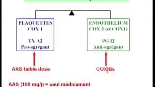 Pharmacologie des AINS