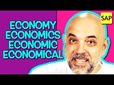 ECONOMIC, ECONOMICAL, ECONOMY e ECONOMICS: qual é a diferença entre elas?