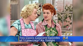 "Christmas Special Features ""I Love Lucy"" Episodes"